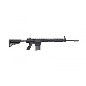 "Knights Armament Company Advanced Precision .308 Winchester/7.62 NATO 20-Round 20"" Semi-Automatic Rifle in Black - 31198"