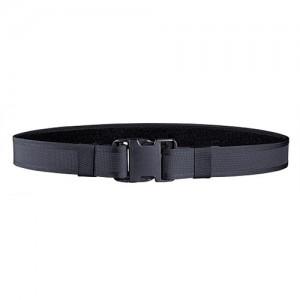 "Bianchi Nylon Gun Belt 7202 in Black Textured Nylon - X-Large (46"" - 52"")"