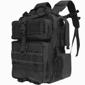 Maxpedition Typhoon Waterproof Backpack in Black 1000D Nylon - 0529B