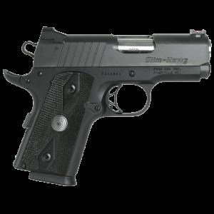 "Para Ordnance Warthog Slim Hawg.45 ACP 6+1 3"" 1911 in Black - PSHX645RK"