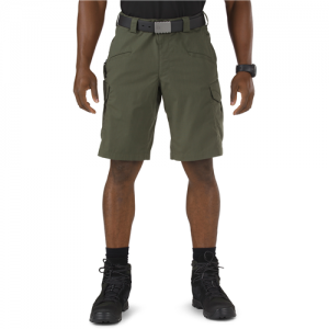 5.11 Tactical Stryke Men's Tactical Shorts in TDU Green - 36