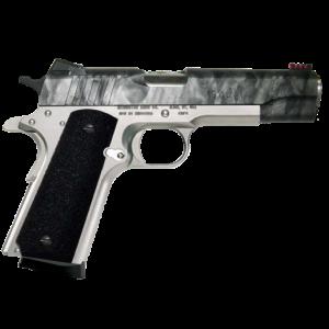 "Remington 1911 R1 Skull.45 ACP 8+1 5"" 1911 in Grim Reaper - 96314"