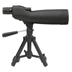 "Simmons Outdoor Prosport 13.4"" 20-60x60mm Spotting Scope in Black Rubber Armor - 841101"