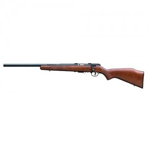 """Savage Arms 93R17 GLV .17 HMR 5-Round 21"""" Bolt Action Rifle in Blued - 96717"""