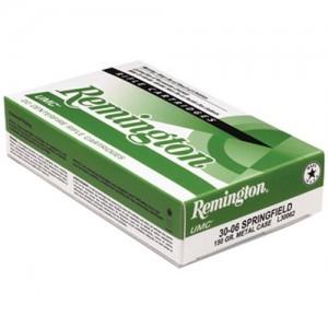 Remington UMC .30-06 Springfield Metal Case, 150 Grain (20 Rounds) - L30062