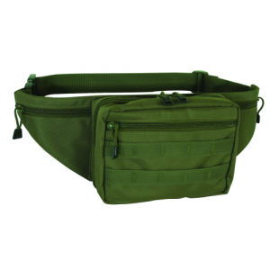 Hide-A-Weapon Fanny pack Color: OD Green - 15-9316004000