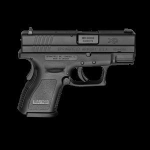 "Springfield XD 9mm 16+1 3"" Pistol in Matte Black (Essential Package) - XD9801HC"