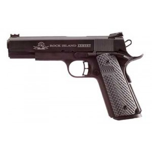 """Armscor 1911 10mm 8+1 5"""" 1911 in Fired Case/Parkerized - 51991"""