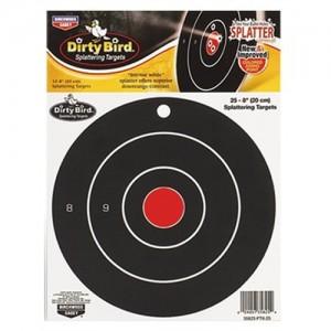 Birchwood Casey 25 Pack Dirty Bird Targets 35825