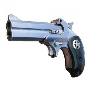 """Bond Arms Ranger Standard .410/.45 Long Colt 2-Shot 4.25"""" Derringer in Stainless - BAR"""