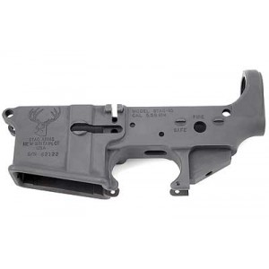 Stag Arms Llc Lower, Semi-automatic, 223 Rem/556nato, Black Finish, Stripped Salwr