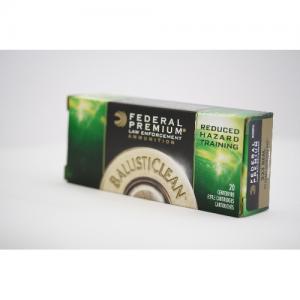 Federal Cartridge Ballisticlean .223 Remington Lead Free, 55 Grain (500 Rounds) - BC223NT5ACS