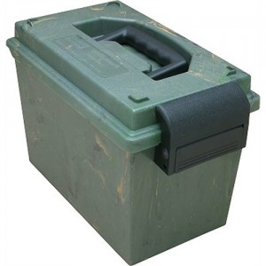 MTM Small Green Sportsmans Dry Box SDB011