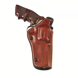 """Galco International Dual Position Pheonix Right-Hand Belt Holster for Ruger Security Six in Tan (4"""") - PHX114"""