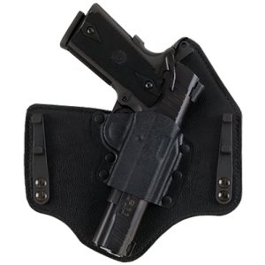 """Galco International KingTuk Right-Hand IWB Holster for Smith & Wesson M&P in Black (5"""") - KT472B"""