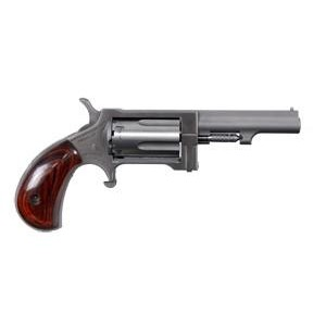 "North American Arms Sidewinder .22 Winchester Magnum 5+1 2.5"" Pistol in Stainless (Conversion) - SWC250"