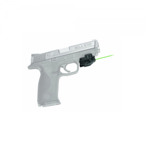 Green Laser for Universal Rail Mount on Rail Equipped Firearms