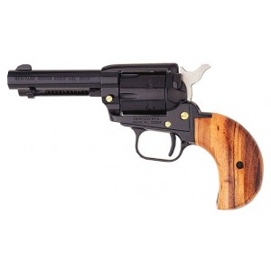 """Heritage Rough Rider .22 Long Rifle 6-Shot 3.75"""" Revolver in Blued - SRR22MB3BH"""