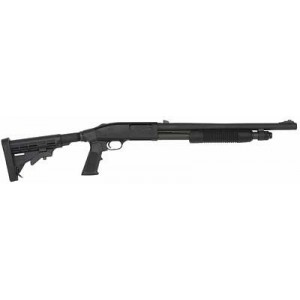 "Mossberg 590A1 .12 Gauge (3"") 5-Round Pump Action Shotgun with 18"" Barrel - 53690"