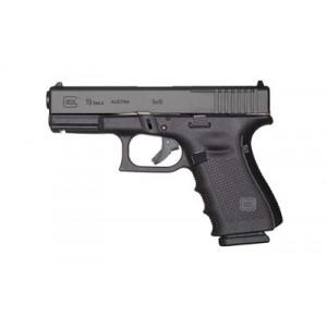 "Glock 19 9mm 15+1 4.02"" Pistol in Matte Polymer (M.O.S) - UG1950203MOS"