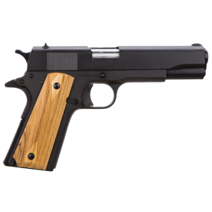 "Taylors & Co 1911 Deluxe .45 ACP 7+1 5"" 1911 in Blued - 1911OD"