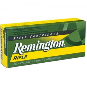 Remington Standard 7.62X39 Pointed Soft Point, 125 Grain (20 Rounds) - R762391