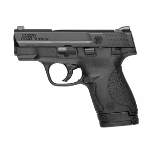 """Smith & Wesson M&P Shield 9mm 8+1 3.1"""" Pistol in Polymer - 180051"""