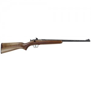 "Crickett Single Shot .22 Long Rifle 16.12"" Bolt Action Rifle in Blued - 238"