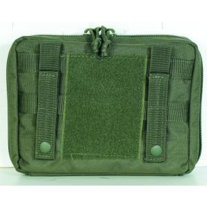 Voodoo Sniper's Data Book Holder in OD Green - 20-9324004000
