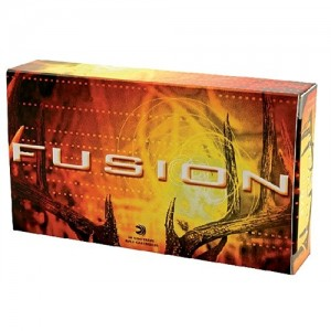 Federal Cartridge Medium Game .30-06 Springfield Fusion, 165 Grain (20 Rounds) - F3006FS2