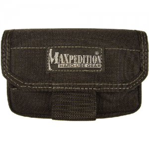 Maxpedition Volta Battery Pouch Pouch in Black 1000D Nylon - 1809B