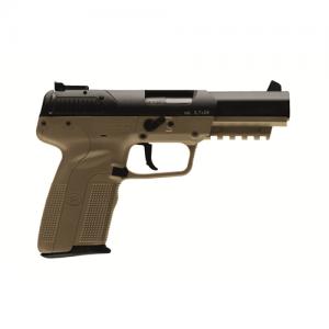"FN Herstal Five-Seven 5.7x28mm 10+1 4.8"" Pistol in Flat Dark Earth (Adjustable Sights) - 3868929353"