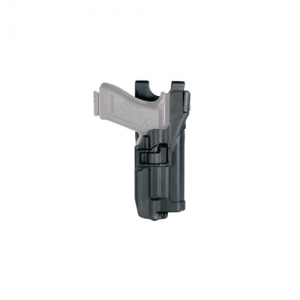 Level 3 Serpa - Light Bearing Duty Holster Gun Fit: Colt 1911 Finish: Basket Weave Hand: Right - 44H503BW-R