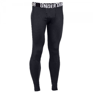 Under Armour Coldgear Infrared Men's Compression Pants in Dark Navy Blue - Small