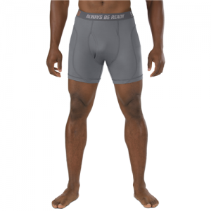 "5.11 Tactical Performace 6"" Men's Underwear in Storm - Large"