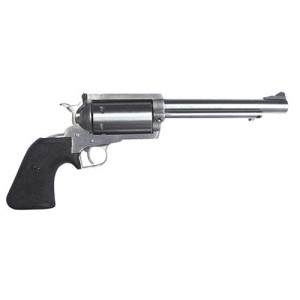 "Magnum Research BFR .410/.45 Long Colt 5-Shot 7.5"" Revolver in Stainless (Long Cylinder) - BFR45LC410"