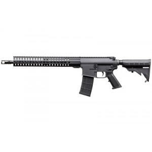 "Cmmg Mkw-15 T Anvil, Semi-automatic Rifle, .458 Socom, 16.1"" Salt Bath Nitride Barrel, 1:14 Twist, Black Finish, 6 Position Stock, A2 Pistol Grip, 10rd, Cmmg Rkm15 Hand Guard, Sv Muzzle Brake 48a7a84"
