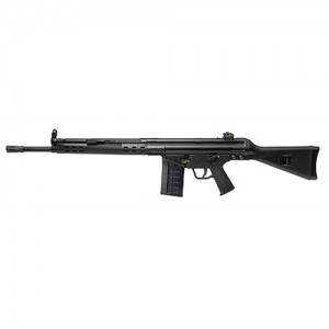 "PTR91 Model 91 .308 Winchester 20-Round 18"" Semi-Automatic Rifle in Black - 915110"