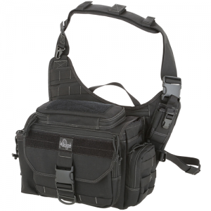 Maxpedition Mongo Waterproof Sling Backpack in Black - 0439B
