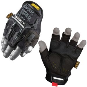 Mechanix Wear-M-Pact® Fingerless Glove Color:Covert Size:X-Large