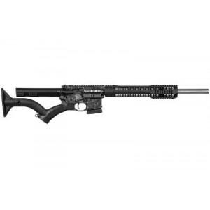 "Black Rain Ordinance Silver Skulls .223 Remington/5.56 NATO 10-Round 16"" Semi-Automatic Rifle in Silver Skulls Print/Ceramic Clear Coat - BRO-PG3-NY"