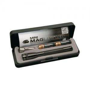 "MagLite Mini Mag Flashlight in Black (4.92"") - SP32012"