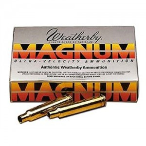 Weatherby Unprimed Brass For 270 Weatherby 20/Box BRASS257