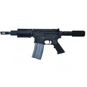 "I. O. Inc. M215 Micro QR-7/4 .300 AAC Blackout 30+1 7"" Pistol in Black - IODM15P7QR430B"