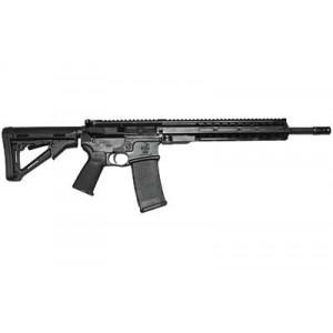 "DRD Tactical LLC CDR-15 Quick Break Down .223 Remington/5.56 NATO 30-Round 16"" Semi-Automatic Rifle in Black - CDR15BLK"