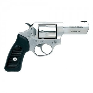 """Ruger SP101 .38 Special 5-Shot 2.25"""" Revolver in Satin Stainless - 5737"""