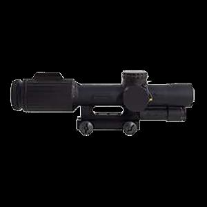 Trijicon VCOG 1-6x24mm Riflescope in Black (Segmented Circle/Crosshair Red) - VC16C1600000