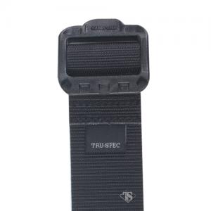 Tru Spec 1 Ply Security Friendly Belt in Black - Small