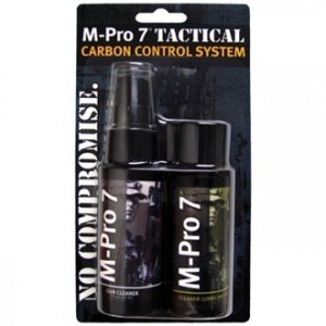 M-Pro 7 Tactical Carbon Control System - Dual Pack Gun Cleaner 070-1554