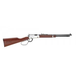 """Henry Repeating Arms Evil Roy Frontier .22 Winchester Magnum 11-Round 16.5"""" Lever Action Rifle in Blued - H001TMER"""